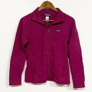 Patagonia | Purple Better Sweater Full-zip Jacket
